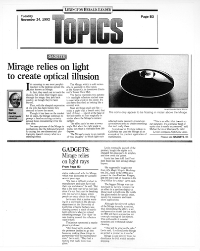 Kentucky_Courier-Mirages_Story