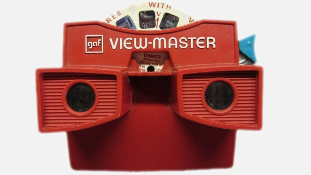 View Master 3D Technology