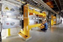 World's largest X-ray laser