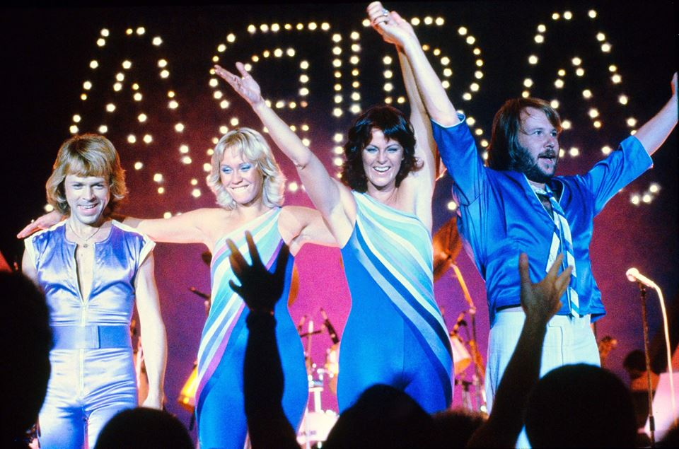Swedish group Abba to do hologram tour